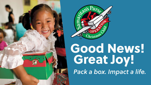 Christmas Shoebox Ministry.Operation Christmas Child Shoebox Ministry New Zion Ec Church